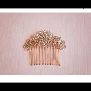 Bridal hair comb, Bridal Headpiece